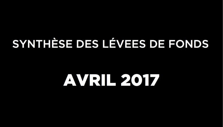 levees de fonds avril 2017
